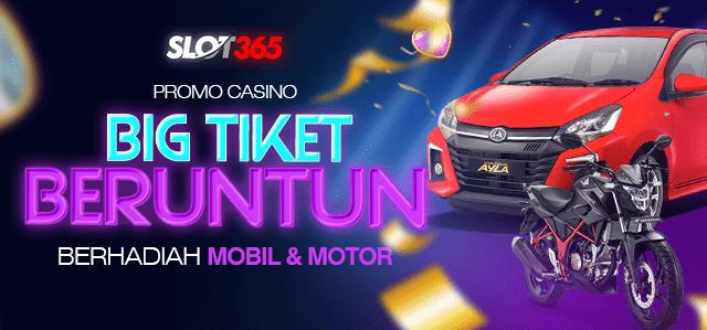 Promo Tiket Beruntun Live Casino